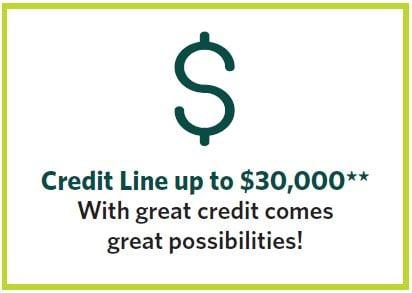 Credit Limit 30k
